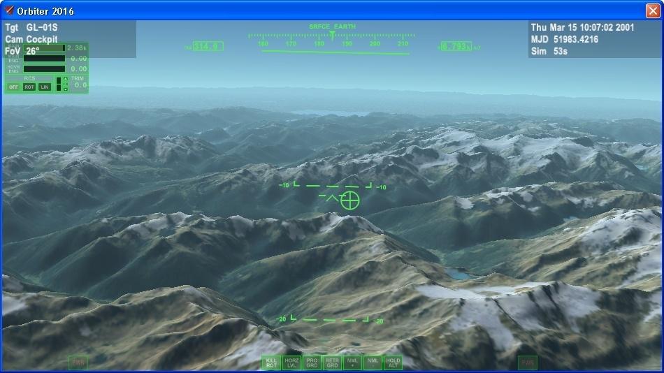 Пролетая над долиной Маринера - 2