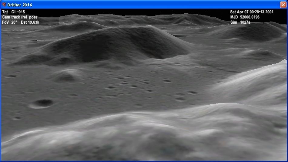 Пролетая над долиной Маринера - 4