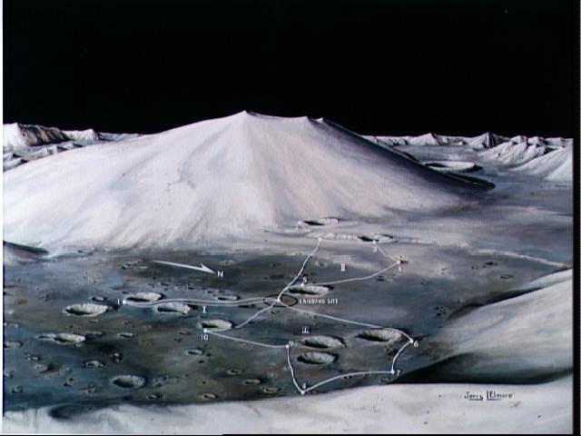 Пролетая над долиной Маринера - 5