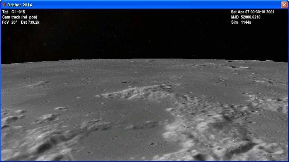 Пролетая над долиной Маринера - 6