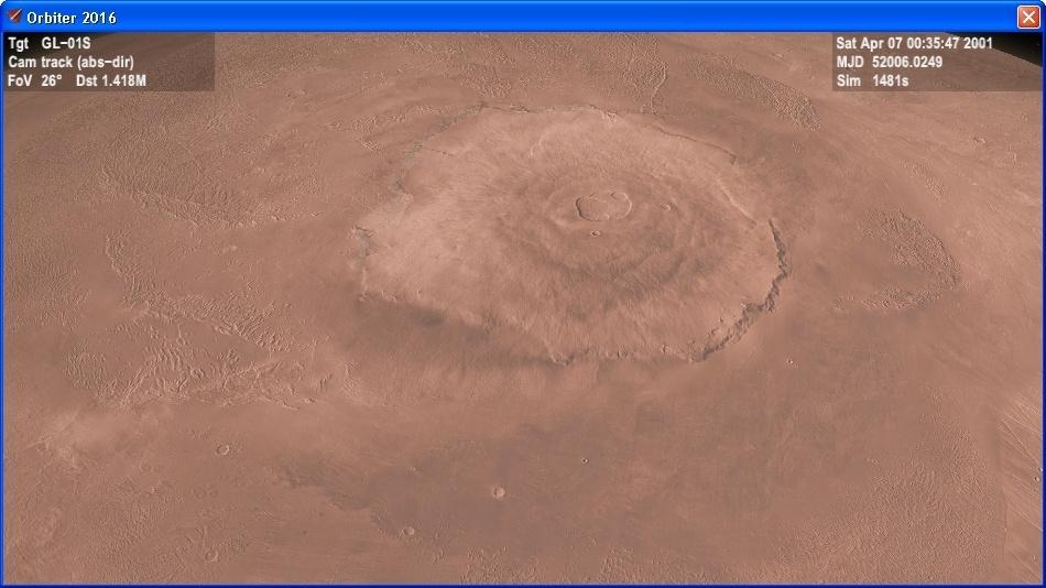 Пролетая над долиной Маринера - 8