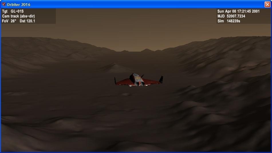 Пролетая над долиной Маринера - 9