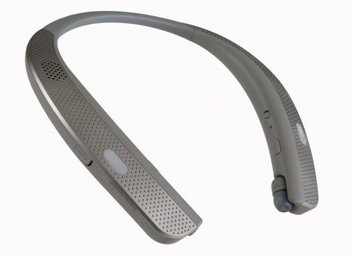 LG представила беспроводные гарнитуры Tone Studio и Tone Free