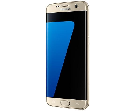 Смартфон Samsung Galaxy S7 Edge имеет лучший в отрасли экран Super AMOLED разрешением 2560 х 1440 пикселей