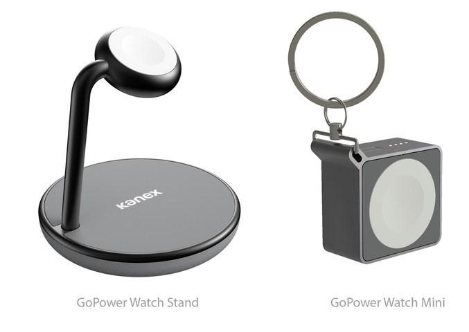 Представлены зарядные аксессуары Kanex для часов Apple Watch