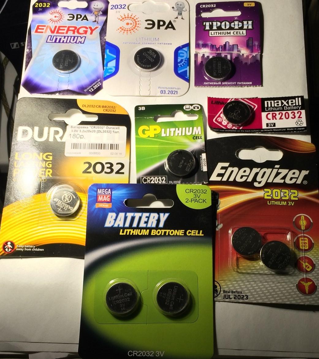 Про мой LIR2032 и CR2032 тестер, сами батарейки и накопленный опыт - 14