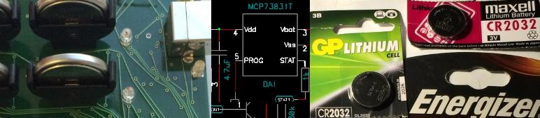 Про мой LIR2032 и CR2032 тестер, сами батарейки и накопленный опыт - 1