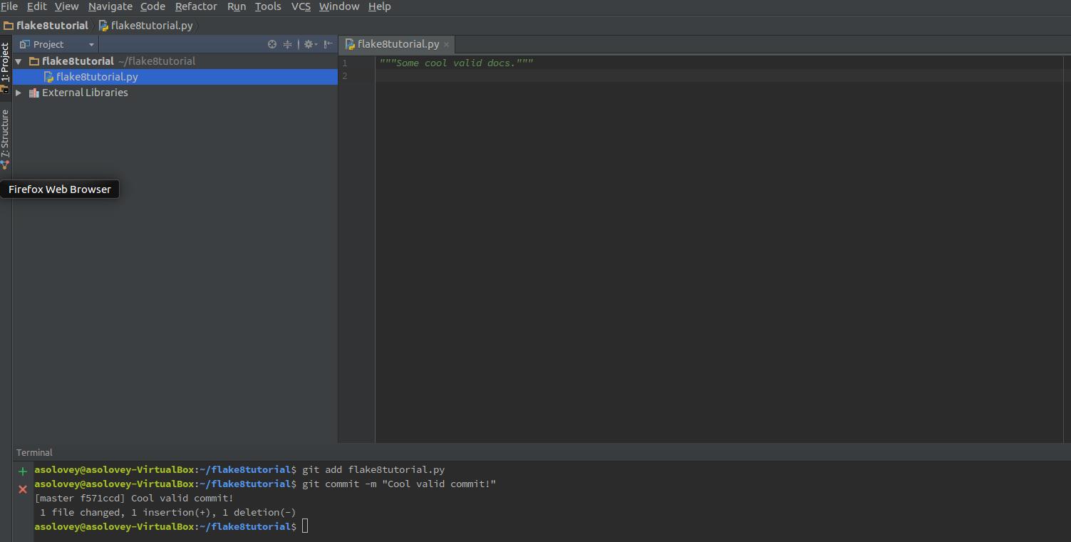 Стильный код на Python, или учимся использовать Flake8 - 10