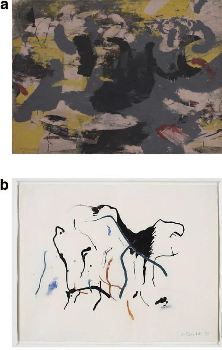В картинах знаменитых художников формализовали признаки старческого слабоумия - 2