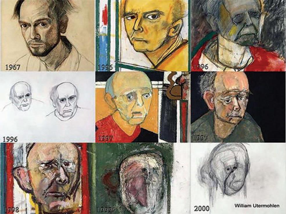 В картинах знаменитых художников формализовали признаки старческого слабоумия - 1