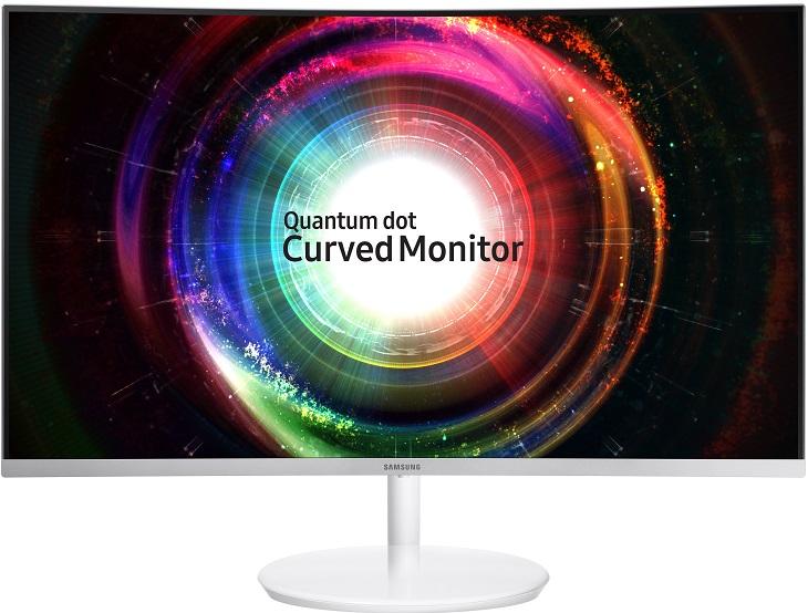 Дисплеи Samsung CH711 полностью перекрывают цветовое пространство sRGB