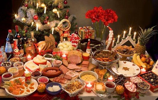 Вес, набранный во время праздников, может держаться полгода