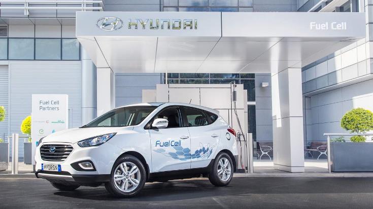 Новый Hyundai Tucson Fuel Cell получит прибавку к автономности