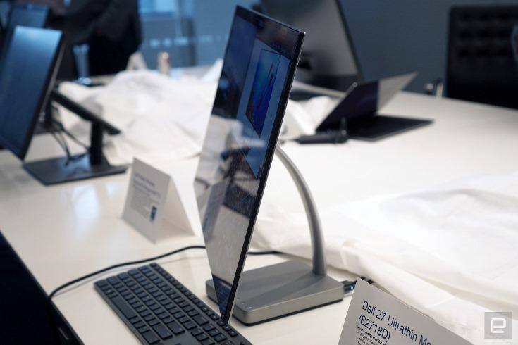 Монитор Dell 27 Ultrathin будет стоить $700