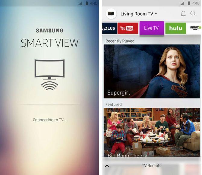 Samsung расширит возможности умных телевизоров