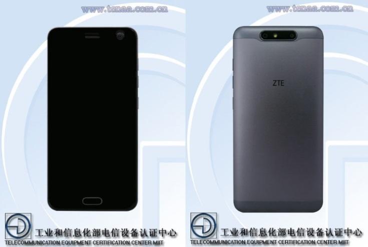 Смартфон ZTE BV0800 получит две 13-мегапиксельные камеры