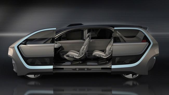 Электромобиль Chrysler Portal сможет распознавать голоса и лица пассажиров - 2