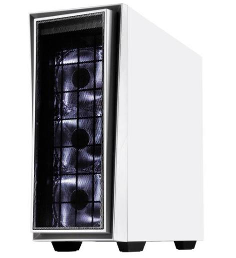 Компьютерный корпус Silverstone RL06 позволяет установить шесть вентиляторов