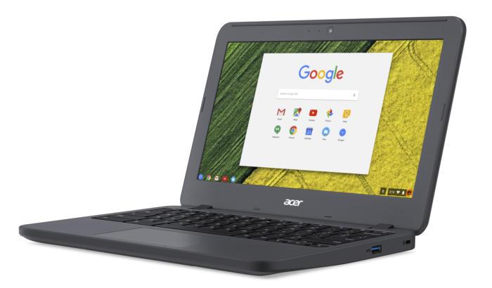 Время автономной работы Acer Chromebook 11 N7 (C731) достигает 12 часов
