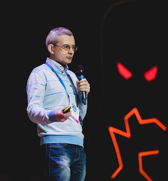 Как работают ИТ-специалисты. Илья Сафонов, Senior Research Scientist в Schlumberger - 1