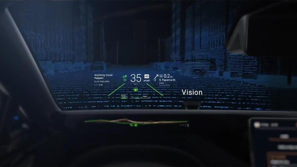 Компания Faraday Future представила 1050-сильный электрокроссовер - 3