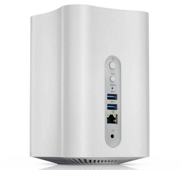 Сетевой накопитель Lenovo Smart Storage оценен в $140