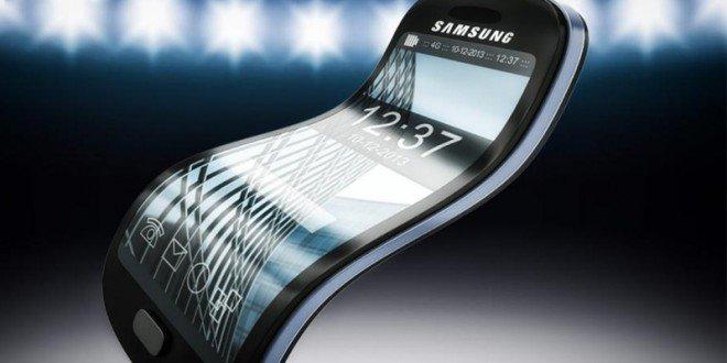Смартфон Samsung Galaxy X со сгибающимся экраном может выйти во второй половине 2017