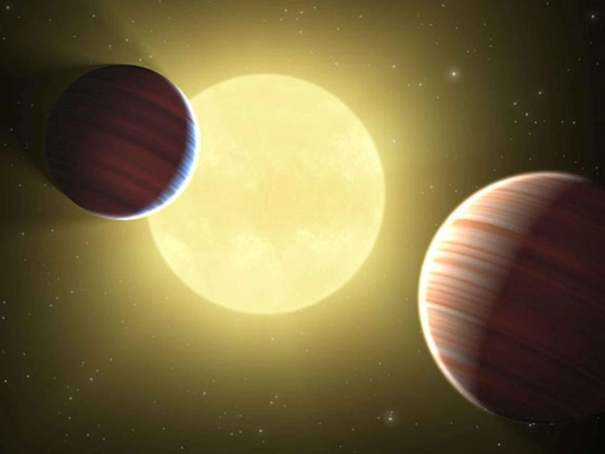 Спросите Итана: могут ли две планеты существовать на одной орбите? - 2
