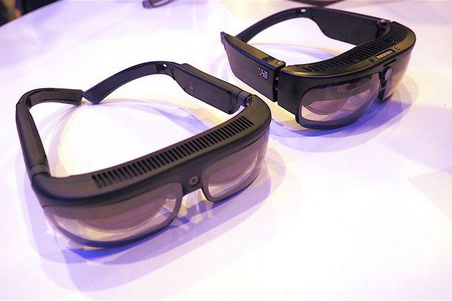Умные очки дополненной реальности ODG R-8 и R-9 оснащены SoC Snapdragon 835