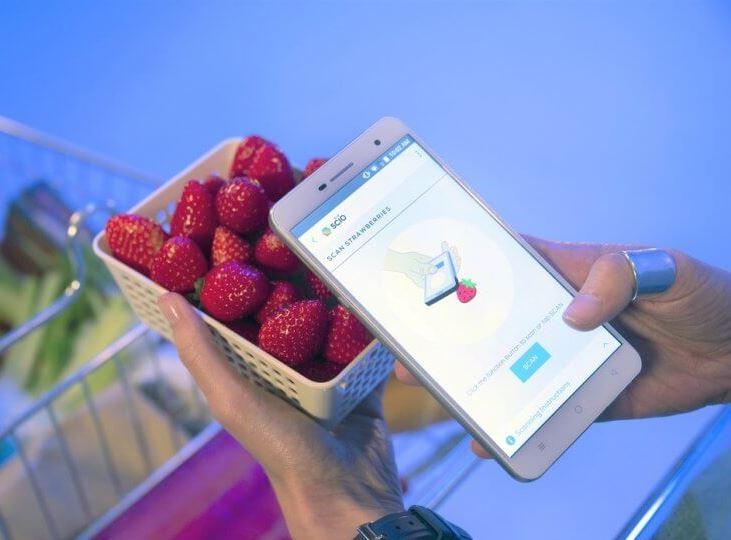 Смартфон Changhong H2 получил технологию SCiO