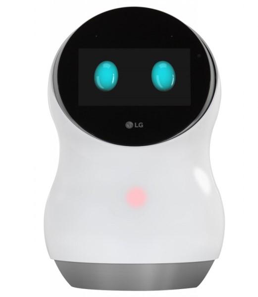 LG показала несколько интеллектуальных роботов