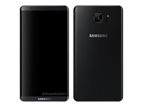 Опубликовано фото и предполагаемая дата выхода смартфона Samsung Galaxy S8