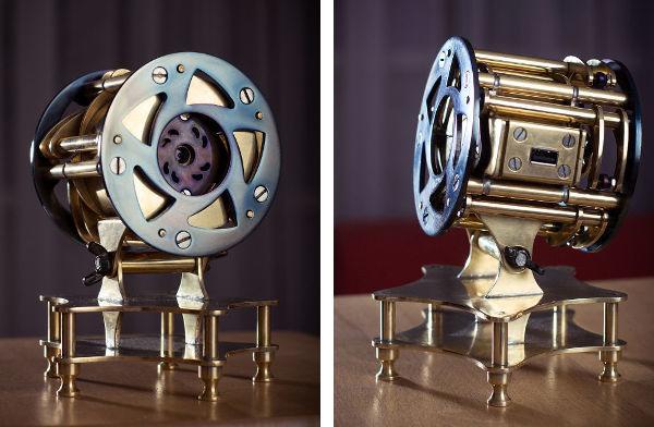 Веб-камера в стиле стимпанк - 11