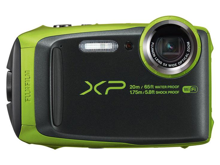В продаже камера Fujifilm FinePix XP120 должна появиться в феврале по цене $230