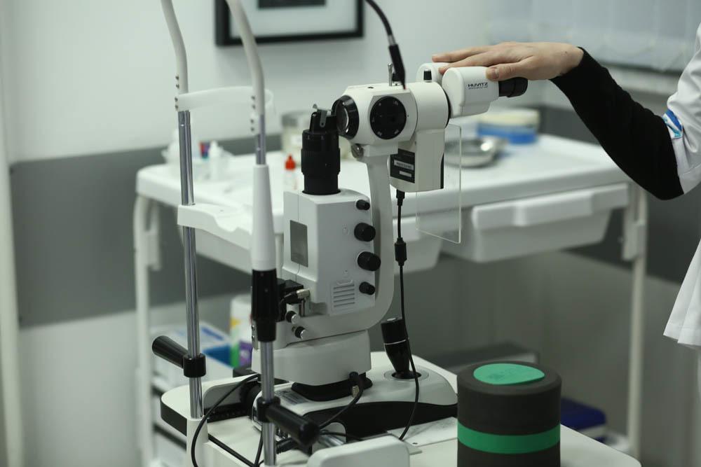 Мы добрались до побочных эффектов лазерной коррекции зрения — и ещё до диагностики - 18