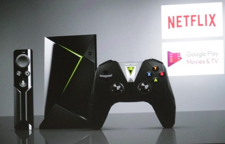Nvidia Shield научится воспроизводить актуальные форматы видео