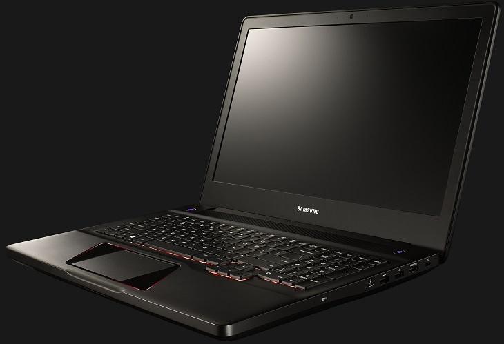 Samsung Notebook Odyssey базируется на новых процессорах и видеокартах, представленных уже в этом году