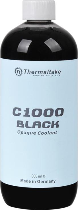 Жидкость Thermaltake C1000 расфасована в бутылки по 1 л