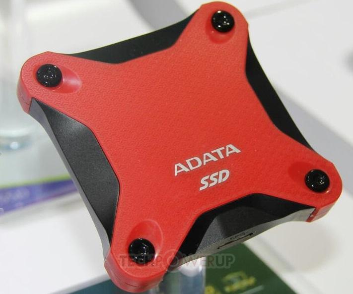 SSD Adata SD700X ориентирован на игроков
