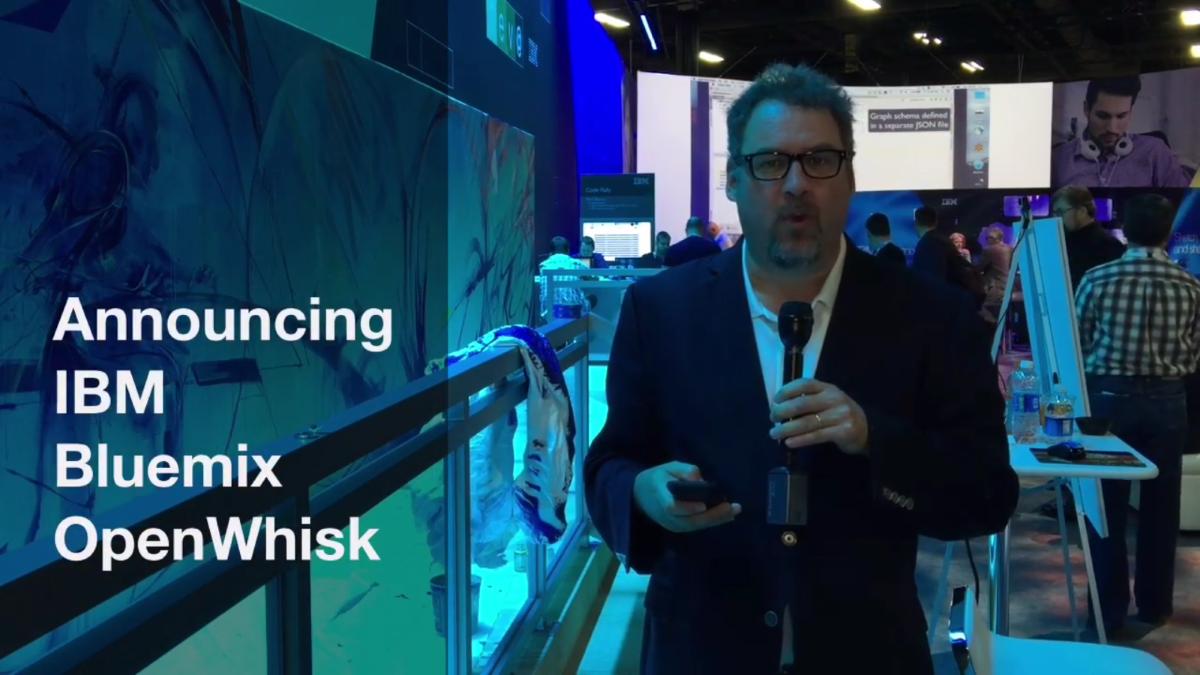 IBM расширила возможности бессерверной платформы OpenWhisk - 2