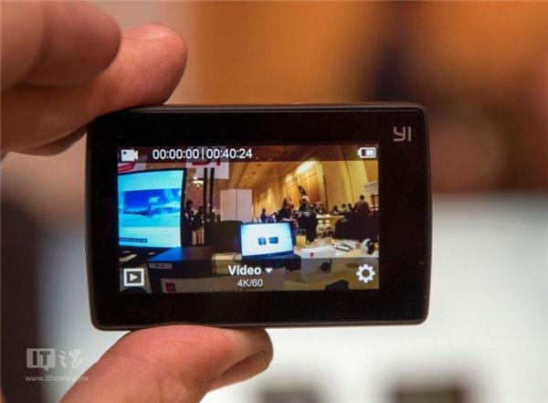 Yi 4K+ стала первой в мире экшн-камерой, которая снимает в разрешении 4К при 60 к/с