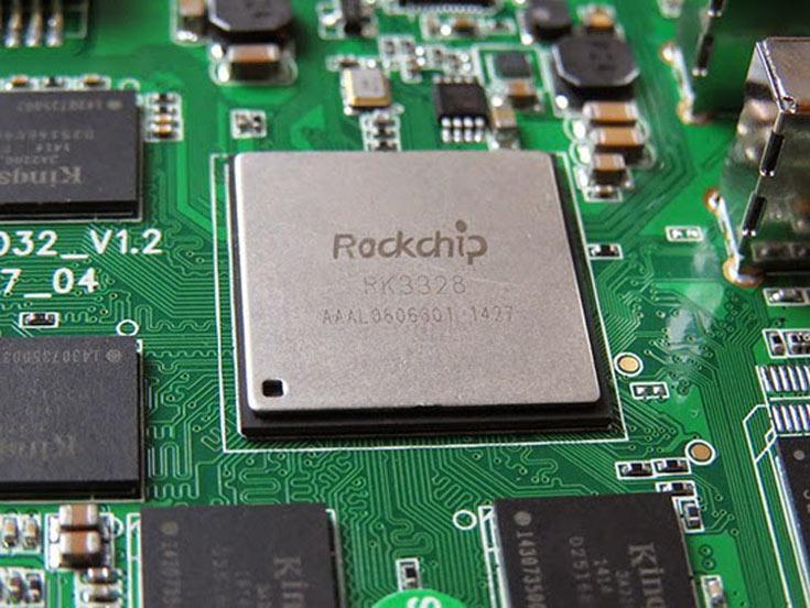 Однокристальная система Rockchip RK3328 представлена на CES 2017