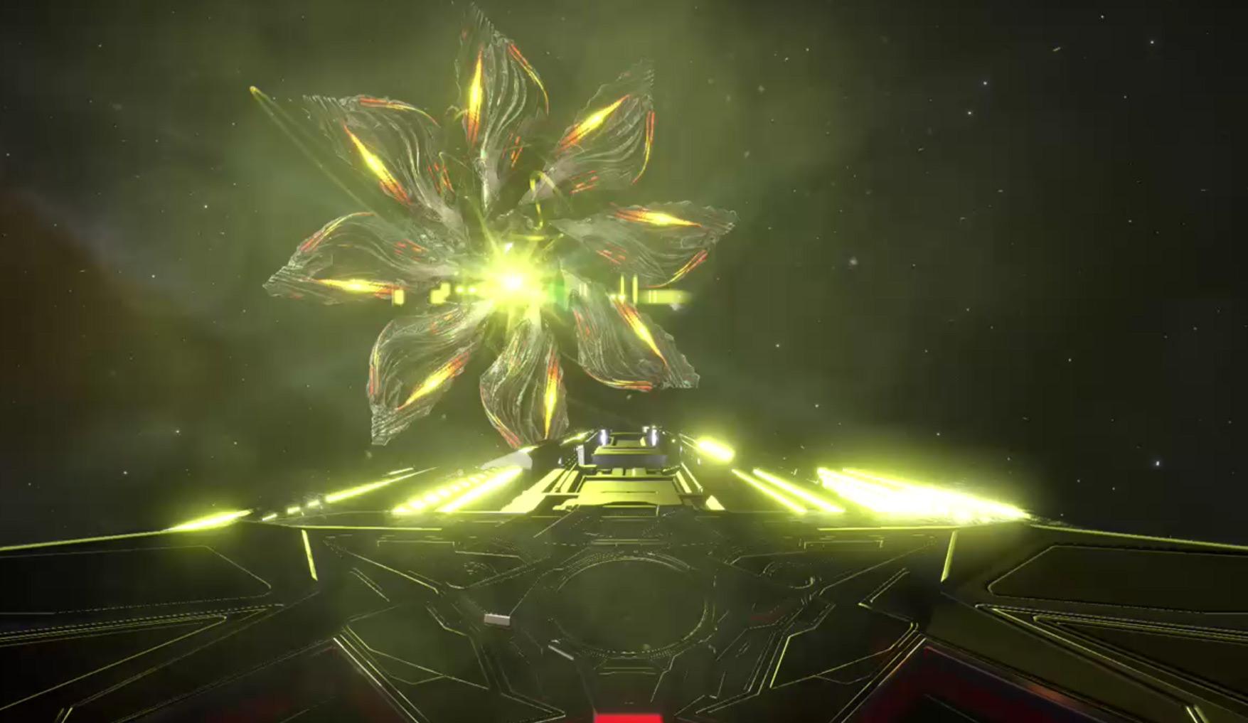 В Elite: Dangerous появились корабли неизвестной расы - 1