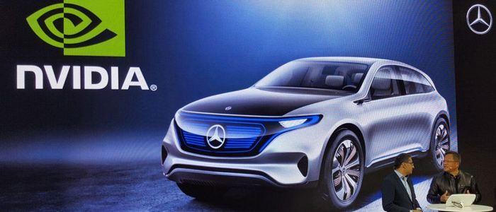 Nvidia и Mercedes-Benz выпустят умный автомобиль в течение года