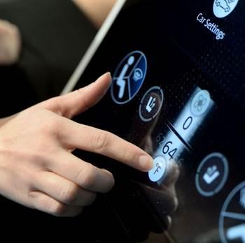 Компания Corning показала, как можно использовать стекло Gorilla Glass в автомобилях
