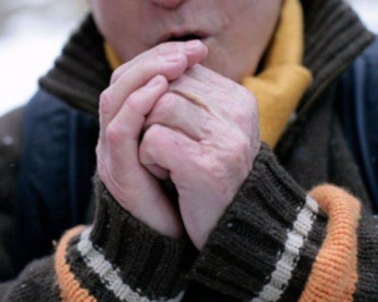Сильные морозы вызывают инфаркт