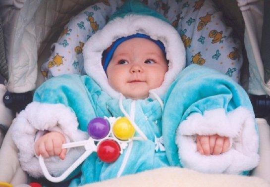 Ученые узнали, какие дети чаще всего рождаются зимой