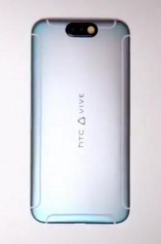 HTC может выпустить смартфон Vive с необычным дизайном