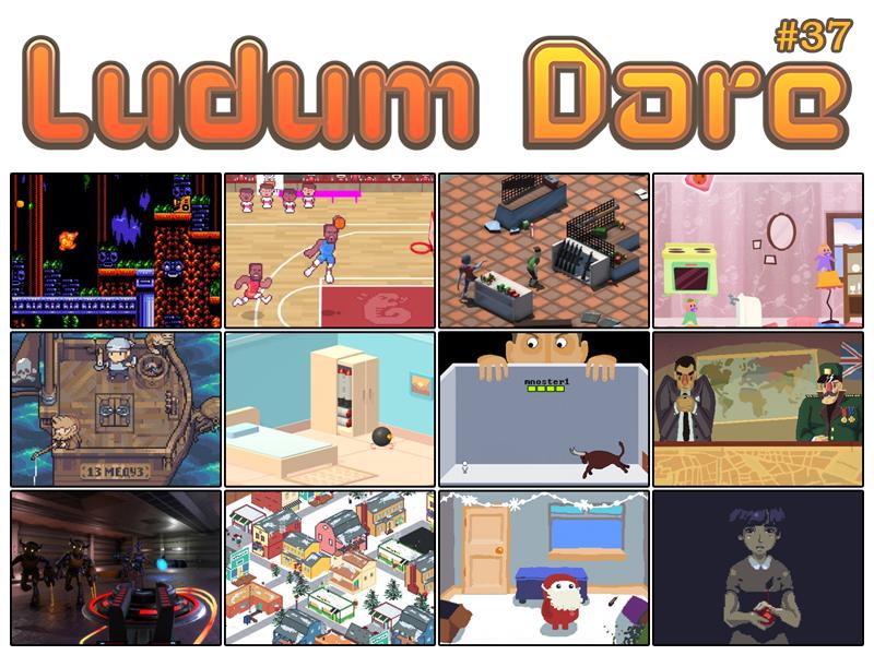 Ludum Dare #37: Первый опыт и впечатления от участия - 1