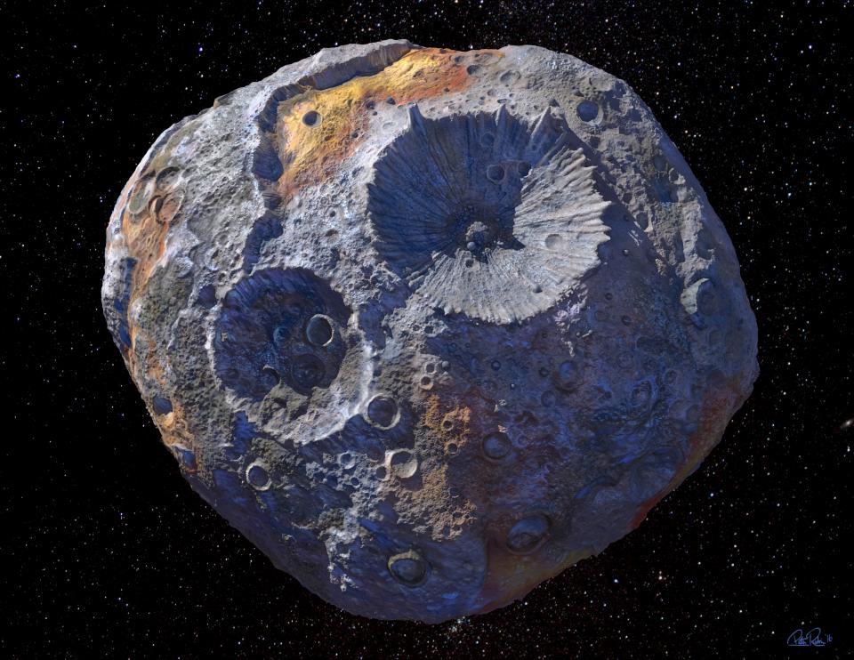 Астероиды и мы, часть II - 12